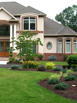 Custom Landscape Architecture